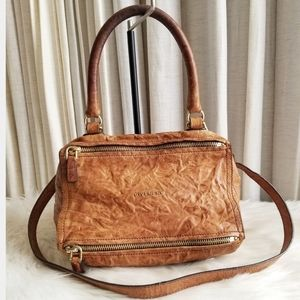 Givenchy Small Pandora Crumpled Leather
